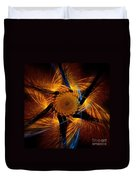Chariots Of Fire Duvet Cover