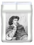 Charles Vi (1368-1422) Duvet Cover