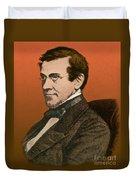 Charles Wheatstone, English Inventor Duvet Cover