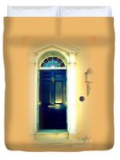 Charleston Door 3 Duvet Cover