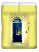 Charleston Door 4 Duvet Cover