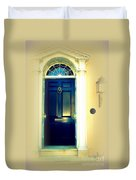 Charleston Door 7 Duvet Cover