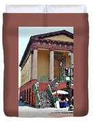 Charleston Market1 Duvet Cover