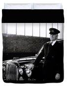 The Chauffeur Duvet Cover