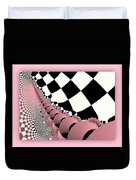Checkers The Mouse Mechanical Tail Duvet Cover