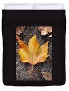 Cheerio Leaf Duvet Cover