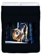 Cheeta Duvet Cover