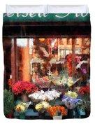 Chelsea Flower Shop Duvet Cover