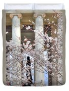 Cherry Blossoms Washington Dc 1 Duvet Cover