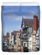 Chester City Centre Duvet Cover