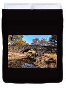 Chester County Bow Bridge Duvet Cover