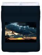Chestnut Ridge Sunset 2642 Duvet Cover