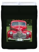 Chevrolet 1941 Duvet Cover