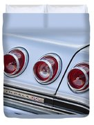 Chevrolet Impala Ss Taillight Duvet Cover