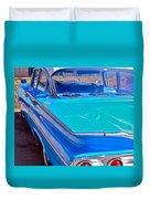 Chevy Bel Air Duvet Cover