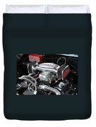 Chevy Power Duvet Cover