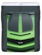 Chevy Ss Emblem Duvet Cover