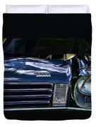 Chevy Vega Duvet Cover