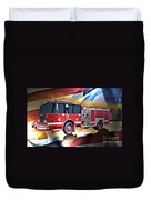 Chicago Eng 4 Duvet Cover