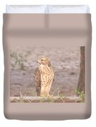 Chicken Hawk 2 Duvet Cover