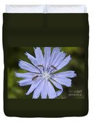 Chicory For Three Duvet Cover