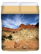 Chimney Rock Duvet Cover
