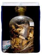 Chinese Snake Wine Duvet Cover
