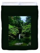 Chings Pond  Duvet Cover by Ken Smith