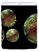 Chlamydia Group Duvet Cover