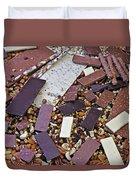 Chocolate Duvet Cover by Joana Kruse