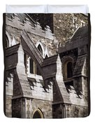 Christ Church Cathedral, Dublin City Duvet Cover