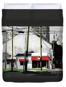 Christina's Baton Rouge Duvet Cover