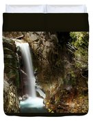 Christine Falls Canyon Duvet Cover