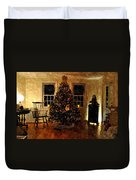 Christmas Past Cpwc Duvet Cover