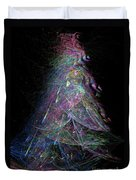 Christmas Tree 67 Duvet Cover