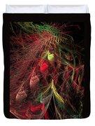 Christmas Tree 72 Duvet Cover