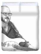 Christopher Murphy Elliott Duvet Cover