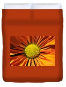 Chrysanthemum Duvet Cover