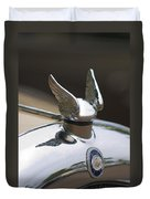 Chrysler Hood Ornament 2 Duvet Cover