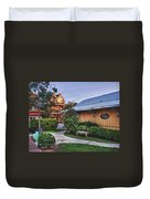 Church And Delemar Duvet Cover