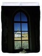 Church At Dorothy Duvet Cover