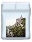 Church In Crimea - Ukraine - Russia Duvet Cover