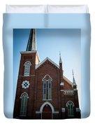 Church Series - 3 Duvet Cover