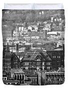 Cincinnati Music Hall Cincinnati Museum Duvet Cover