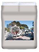 Cinderella Carriage Duvet Cover