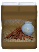 Cinnamon Jar Duvet Cover