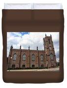 Circa 1818 Gothic 1st Presbyterian Church Huntsville Alabama Usa Duvet Cover