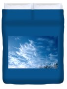 Cirrus Cloud Duvet Cover