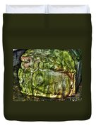 Cistern Medusa Duvet Cover by Michael Garyet