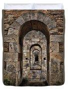 Citadelle Bridge Arch Duvet Cover